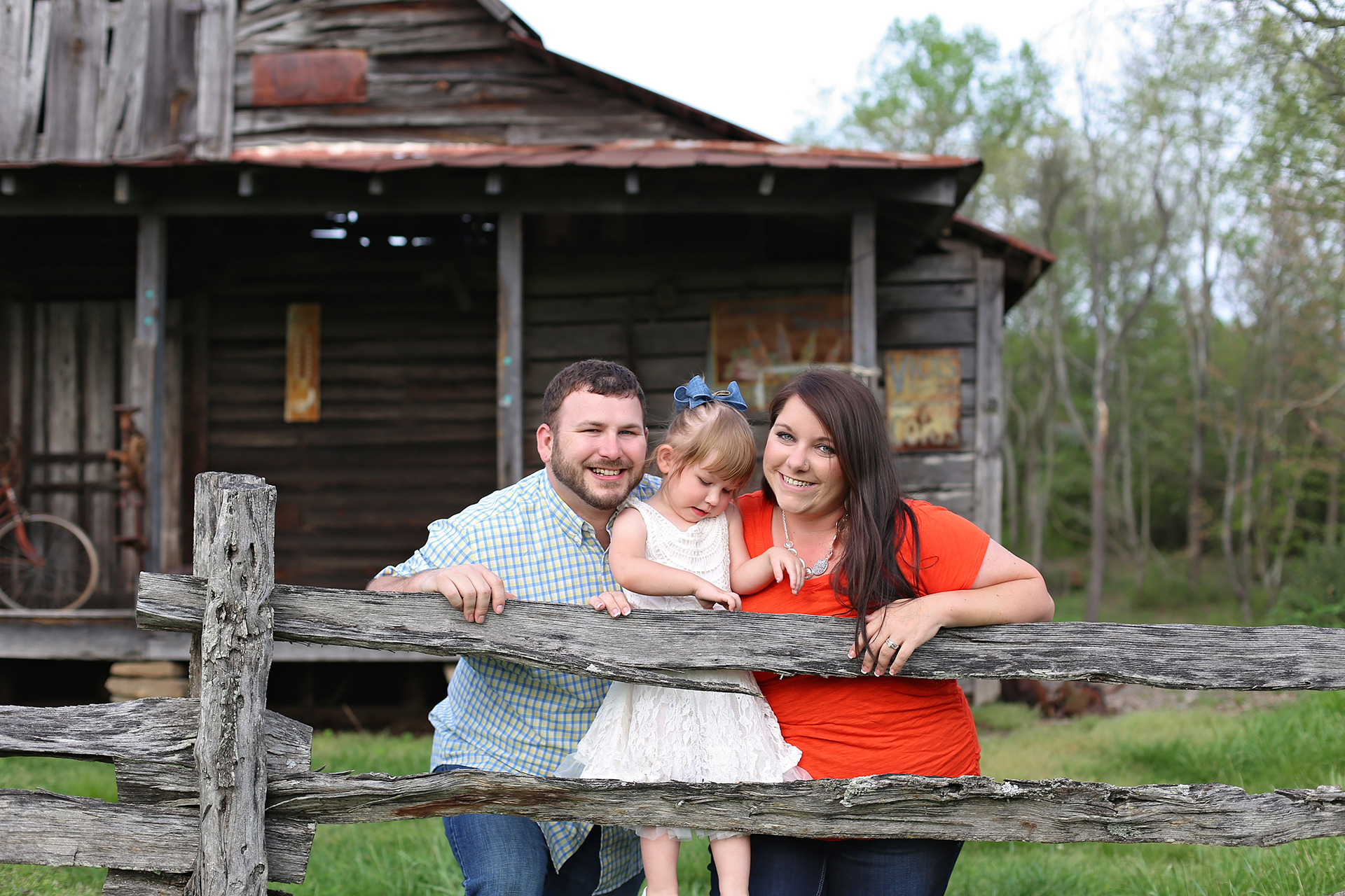 North Georgia Family Photography